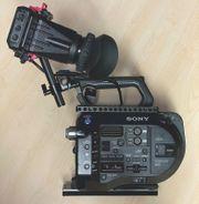 Sony PXW-FS7 4K Professioneller Kinokamera-Camcorder