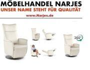 Wellness-Sessel 610 von Fitform Möbelhandel