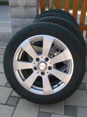 4 X Original Mercedes ALu