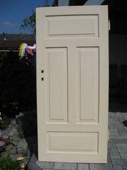 Zwei sehr schöne alte Holz-Zimmertüren