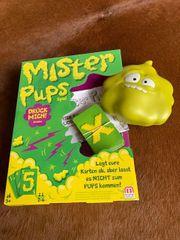 Mister Pups Drückspiel