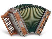 Steirische Harmonika Strasser Natur Indischer
