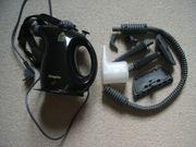 Dampf-Reiniger Mini-Staubsauger 700 Watt