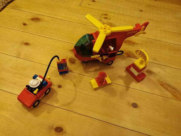 Lego Duplo 2692 Feuerwehr Spezialeinheit