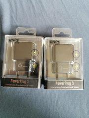 5 stk Powerplug Adapter Stecker