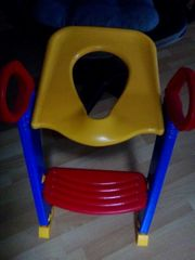Kleinkindertoilettenlernstuhl Toilettenstuhl mit Leiter
