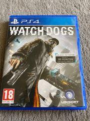 PS4 Spiel