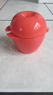 NEU Tupper Tupperware Dose Apfel