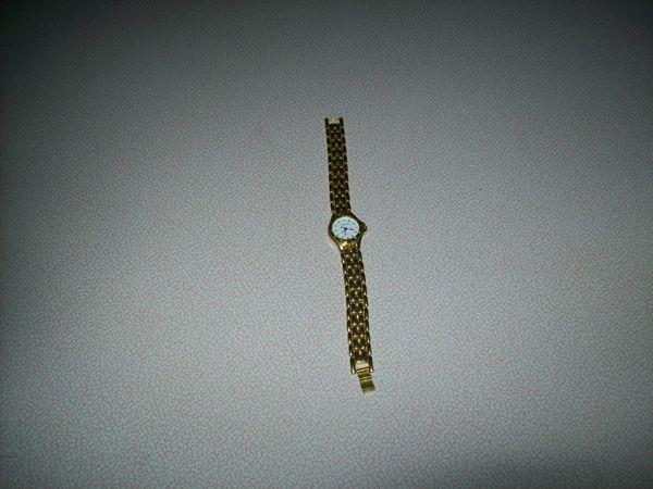 Verkaufe eine Geneves Damenuhr Quarzuhr