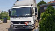 Atego 818 Mercedes Benz
