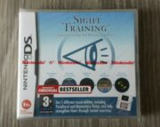 Nintendo DS Spiel Sight Training