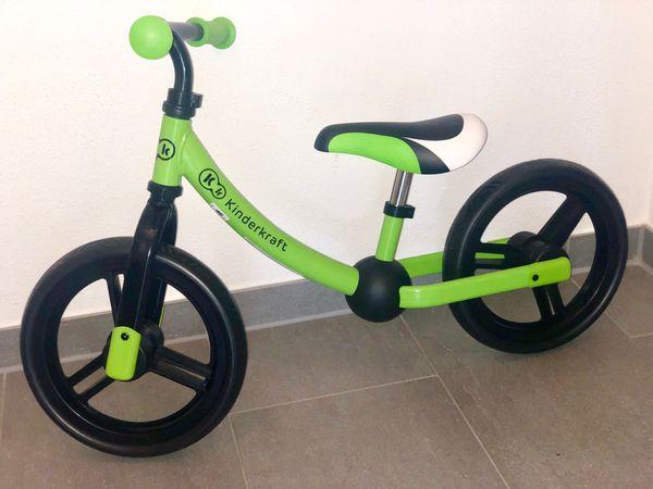 verkaufe neues Laufrad Lauffahrrad in