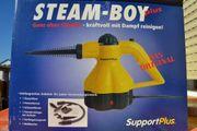 Verkaufe Dampfreiniger Steam-Boy plus kraftvoll
