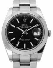 Rolex Datejust 126300 Uhr 2018