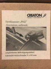 Creaton Firstklammer PMZ anthrazit