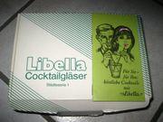 Libella Cocktailgläser Städteserie 1 Motive