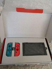 Nintendo Switch plus Rechnung