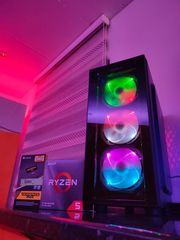 SUPER GAMING PC RX5700XT - RYZEN