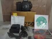 NIKON D750 FX Body 24