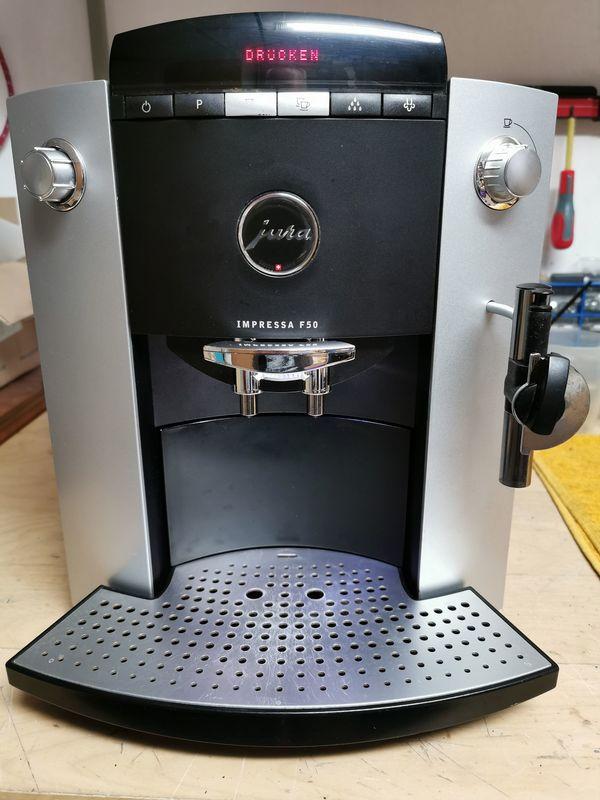 Kaffeevollautomat Jura F50