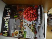 Landlust-Magazin Jahrgänge 2013-18