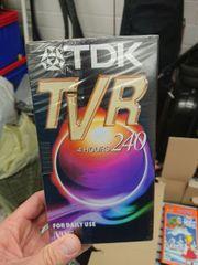 VHS Cassetten 45 Stück