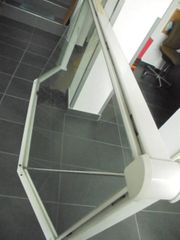 Glasüberdachung für den Hauseingang top