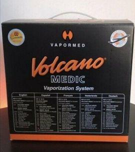 Medizinische Hilfsmittel, Rollstühle - Vaporizer Volcano Verdampfer