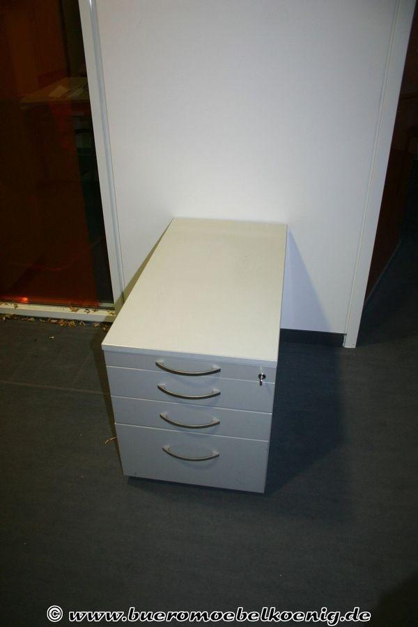 Rollcontainer In Ahorn Lichtgrau Von Gesika Gebraucht In