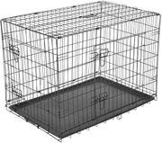2 Hundekäfige Transportbox Größe S