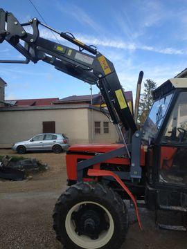 Frontlader TUR 4 für Zetor: Kleinanzeigen aus Babimost - Rubrik Traktoren, Landwirtschaftliche Fahrzeuge
