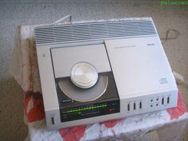 Philips CD 100-CD101-Grundig CD30 Marantz CD 63 Toplader