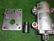 Zweistufige Hydraulikpumpe