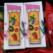 fitvia Infuser Fruit Bottles