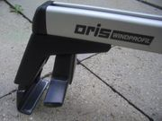 Oris Dachträger mit Fahrradhalter Alu-Windprofil
