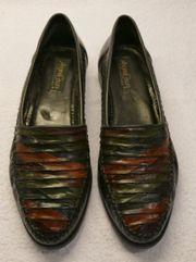 sehr schicke hochwertige Leder-Schuhe Gr
