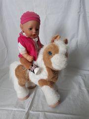 Verkaufe Original- Baby born mit