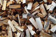 Brennholz Kaminholz - Lieferung kostenlos