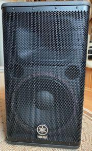 Yamaha DSR 112 aktiv Lautsprecher