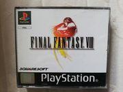 Playstation Final Fantasy VIII 8