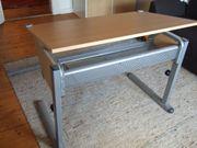 Jugend-Schreibtisch von Kettler höhenverstellbar