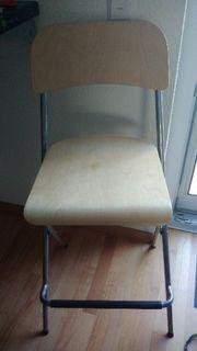 2x Ikea Barhocker Franklin Birke -