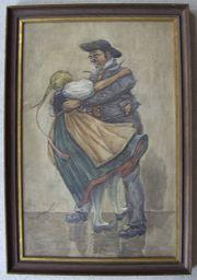 Aquarell um 1910 von Wildmoser
