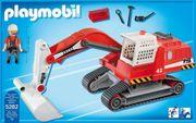 Playmobil - Großer Kettenbagger 5282-A