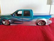 Jada Toys Komplettumbau Ford F150