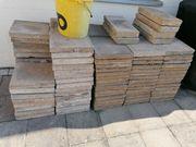 BETON Terrassenplatten Resserviert
