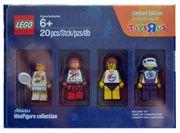 Lego 5004573 Minifiguren Set Athletes