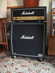 MARSHALL DSL50 Top 1960A 4x12