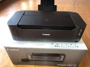 Canan PIXMA PRO-10 mit Patronen