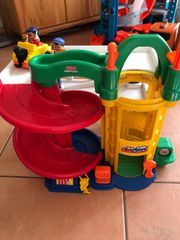 Fisher Price Little People Parkgarage